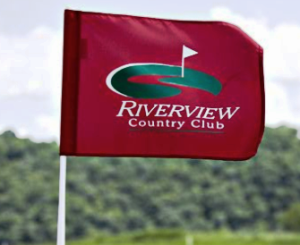 Riverview Country Club - Flag